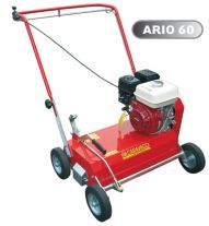 Aerator pentru iarba si gazon CARAVAGGI ARIO 60,  motorizat, 60 cm