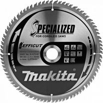 Panza circular tip efficut Makita, 260X30X80th P