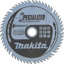 Panza circular tip efficut MakitaB-67256, 260X30X80th P