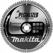 Panza circular tip efficut MakitaB-67262, 305X30X80th