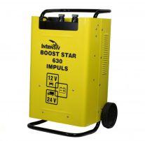 Robot pornire si redresor auto INTENSIV BOOST STAR 630, 230V, 52A