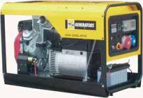 Generator curent monofazat automat WFM 12000-MHEA, 10KVA