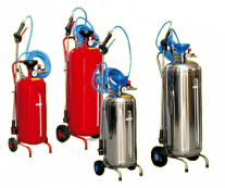 Nebulizator profesional Minipig F50 inox, 50 litri