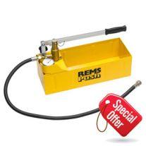Pompa manuala de control etanseitate REMS Push