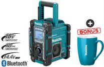 Aparat radio portabil Bluetooth MAKITA DMR300 fara acumulator