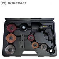 Set slefuitor pneumatic RODCRAFT RC7681K