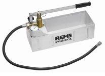 Pompa manuala de control etanseitate REMS Push Inox