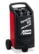 Robot pornire si redresor auto TELWIN DYNAMIC 420 START