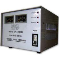 Stabilizator de tensiune monofazat BRAUN GROUP SVC-2000, 2 KVA