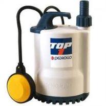 Pompa submersibila drenaj Pedrollo TOP4, ape curate, 320l/min