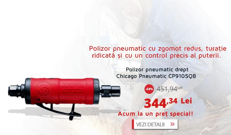 Polizor pneumatic